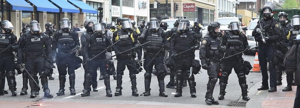 Police State Joe